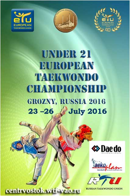 World and European Taekwondo WTF Championships