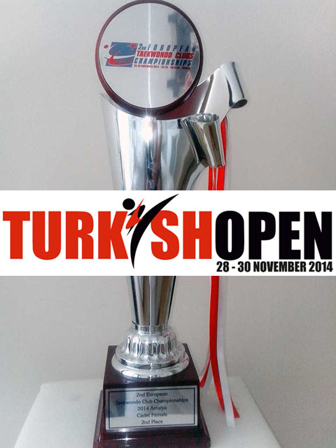 2nd European Clubs & Turkish Open 2014