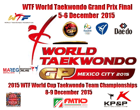 WTF World Taekwondo Grand Prix